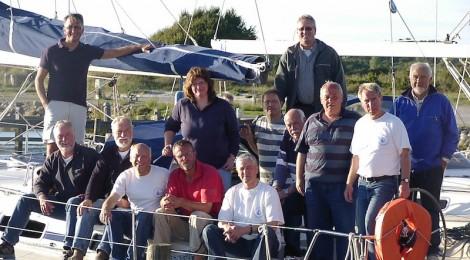 Flottillensegeln nach Dänemark: Falster und Mön