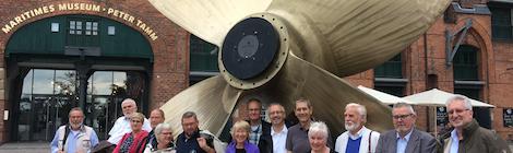Der Segelverein Soltau besucht das Tor zur Welt