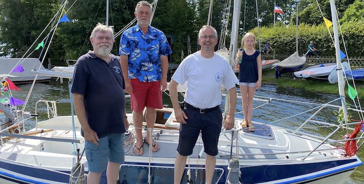 Schiffstaufe: Lütte Heidjer